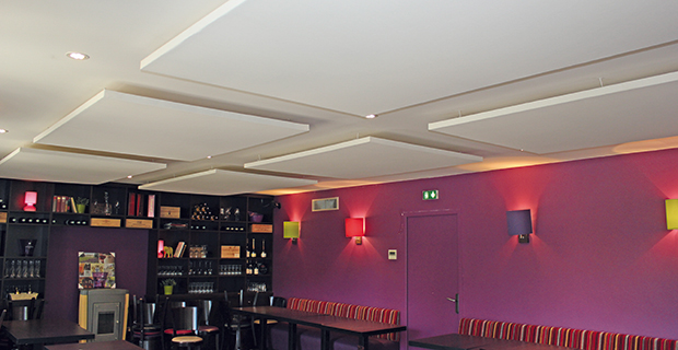 stavebná akustika - akustické riešenia