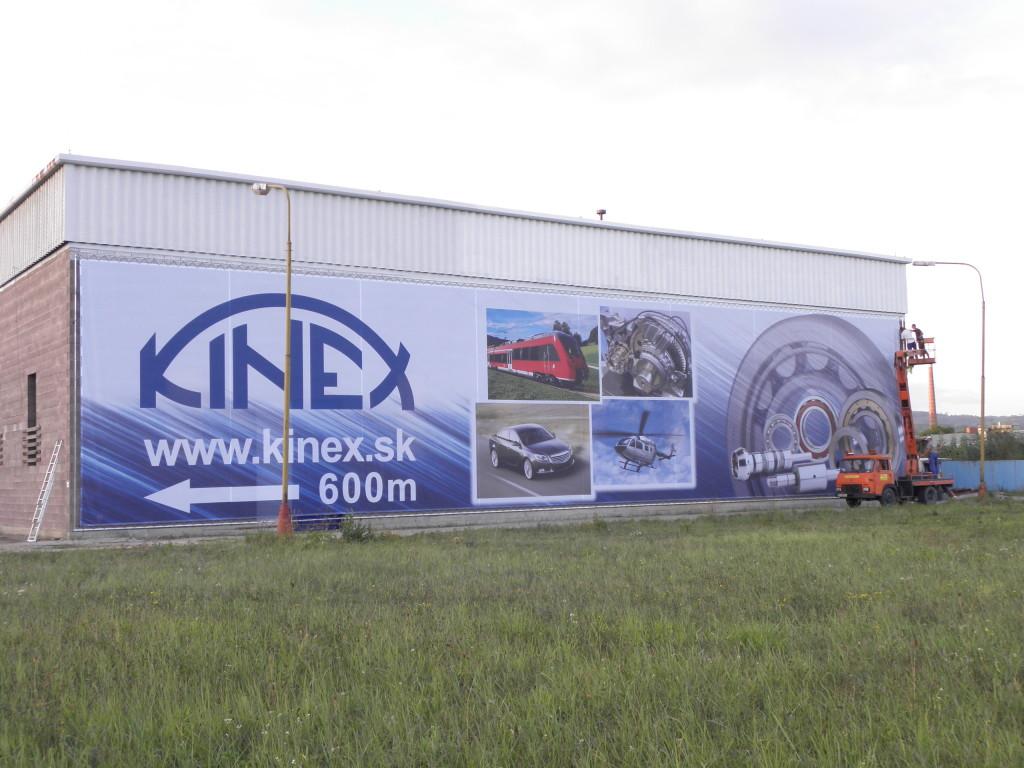 veľkoplošná tlač - billboard, megaboard